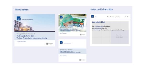 UKE - Unternehmenskommunikation - UKE-Dachmarke