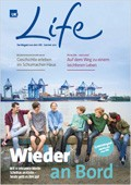 Title LIFE - The magazine from the UKE