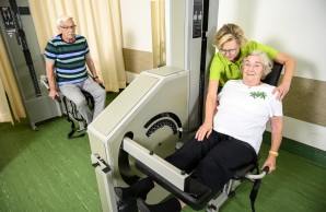 Krafttraining in der Physiotherapiae
