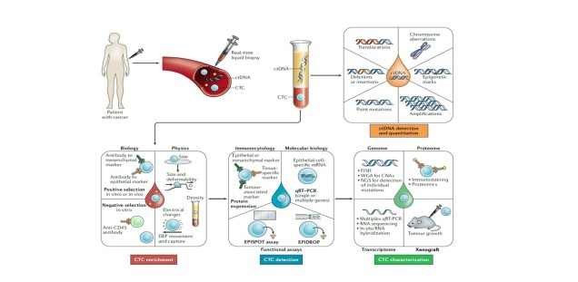 Liquid Biopsy methods