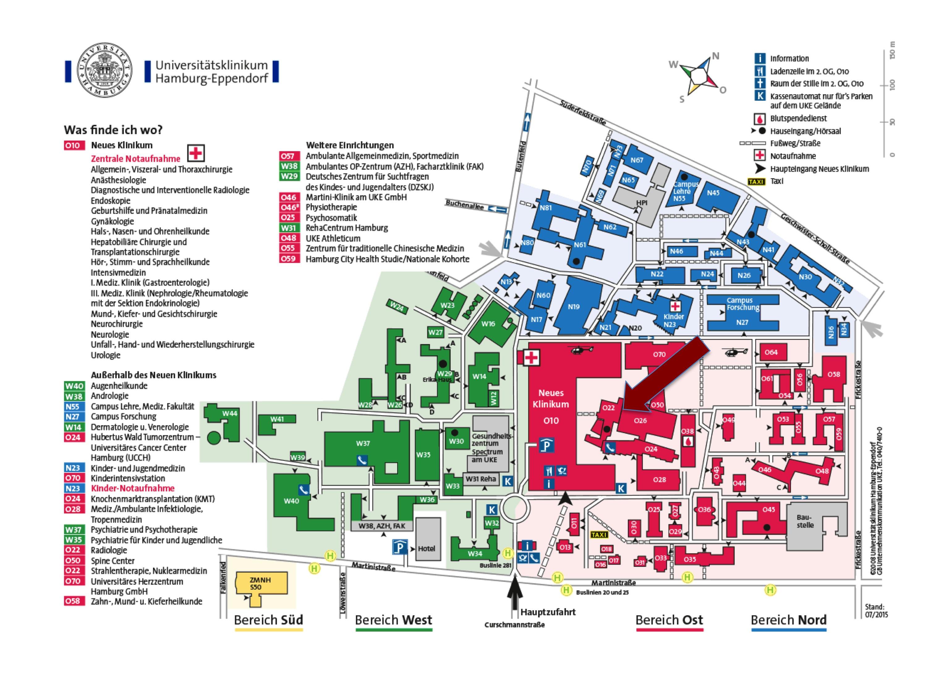 UKE - Centrum für interdisziplinäre Herzbildgebung - Über das Centrum