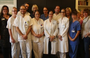 Team der Palliativstation