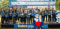 Award ceremony of the patient races
