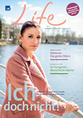 Title LIFE, Spring 2018 - The magazine from the UKE