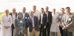 Oncologists from Egypt