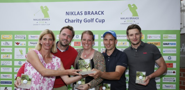 Niklas Braack Charity Golf Cup 2016
