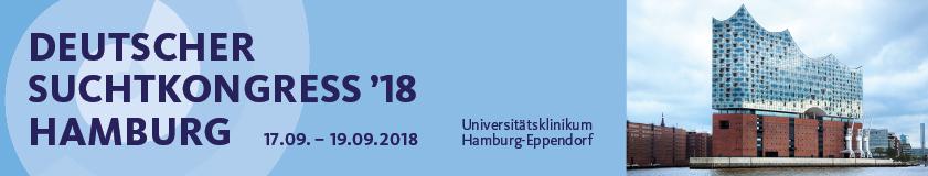 Banner aus Flyer Deutscher Suchkongress 2018